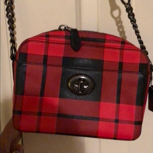 Coach Handbags - Coach camera bag/crossbody